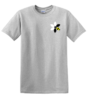 Kennebec Bee Keepers-Gildan® - Heavy Cotton™ 100% Cotton T-Shirt