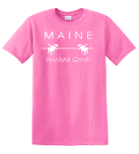 Maine Moose Gildan T-Shirt