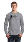 Maine Veterans'-Port & Company® - Long Sleeve Core Cotton Tee