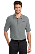 Maine Veterans'-Port Authority® Silk Touch™ Polo